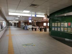 福岡地下鉄「薬院大通駅」