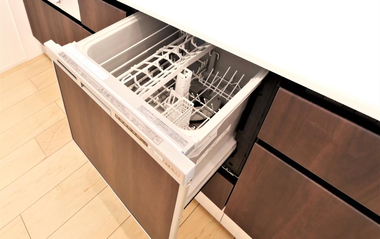 シベール春日公園_食器洗浄乾燥機