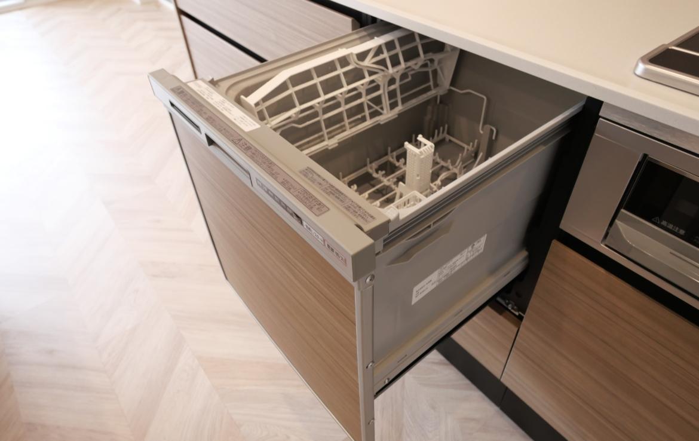 ロワールマンション西大橋Ⅱ_食器洗浄乾燥機